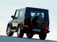 Mercedes G class Coupe