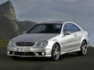 Mercedes CLK 63 AMG Coupe  209