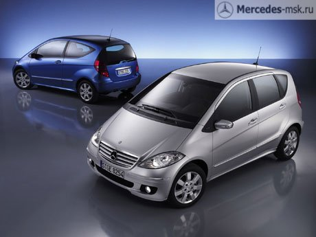 Фотографии автомобилей mercedes a-class / мерседес a-класс (2002 - 2004) хэтчбек (5 дв